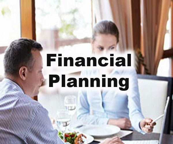 Financial planning accounting service