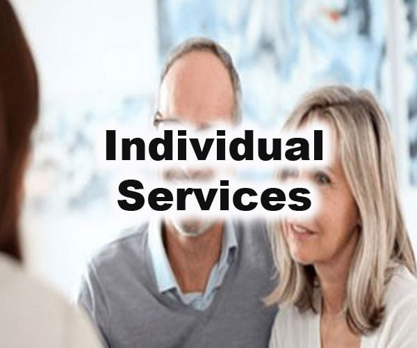 Individual accounting tax services