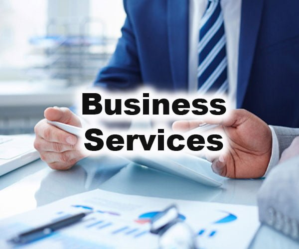 Business accounting tax services